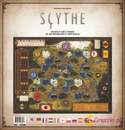 Scythe plansza modularna